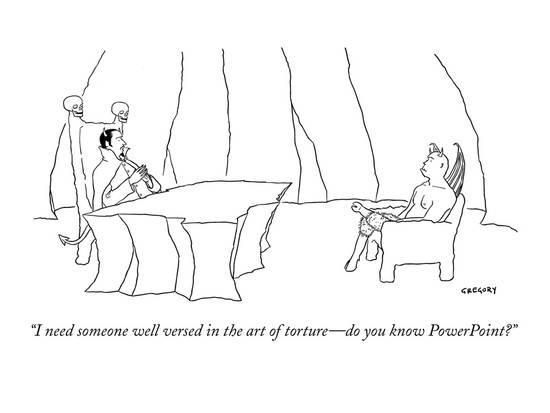 powerpoint torture